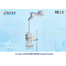 Mechanical single arm operation medical pendant