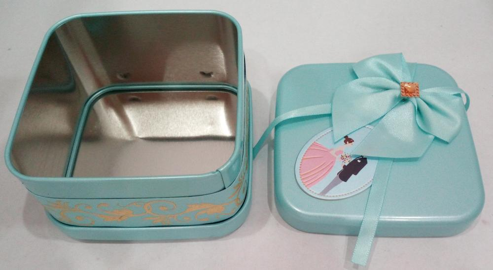 Wedding Candy Tin Box