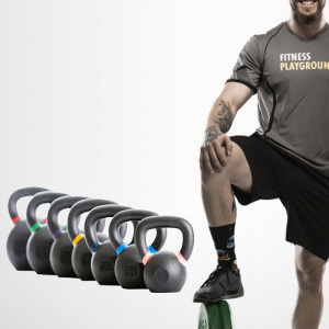 Core Exercises Cast Iron Kettlebell