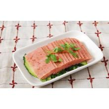 Customized Supplier for Halal Canned Luncheon Meat 340g Canned Luncheon Meat Brands canned pork meat supply to Russian Federation Factories