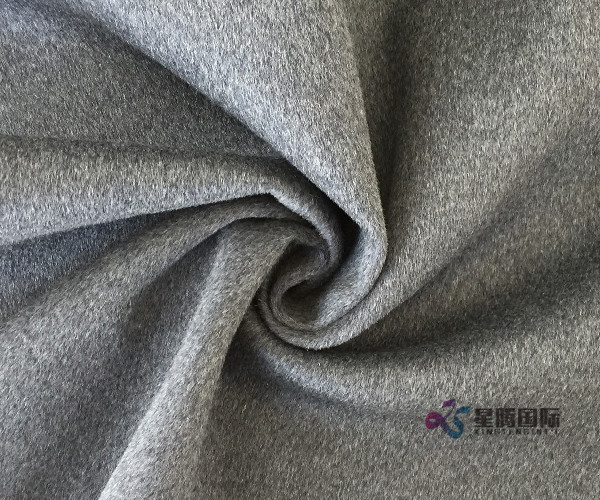 Double Face 100% Wool Fabric