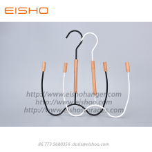 Best Price for for Suit Hanger EISHO Vintage Metal Display Belt Scarf Hanger export to Russian Federation Exporter