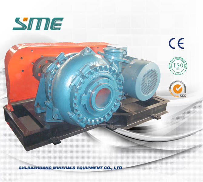 Lake Sand Dredging Pump