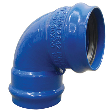 MOPVC Ductile Iron  Socket Bend