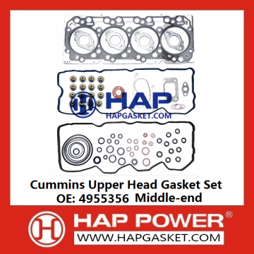 Cummins Upper Head Gasket Set 4955356