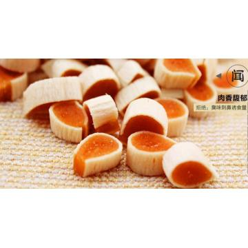 natural dried dog snacks chicken and cod sushi