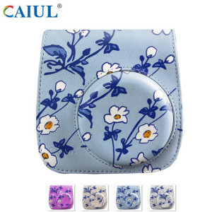 Low MOQ for Floret Camera Bag Sen Department Of Flower Pattern Polaroid Camera Bag supply to Japan Importers
