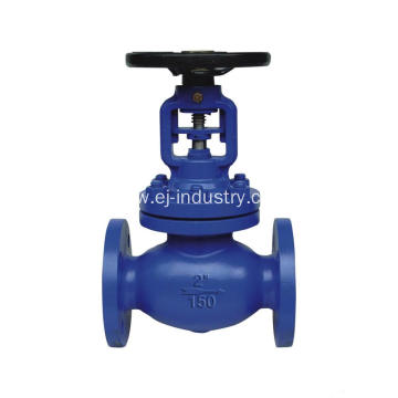 Cast Steel Bellow Seal Globe Valve