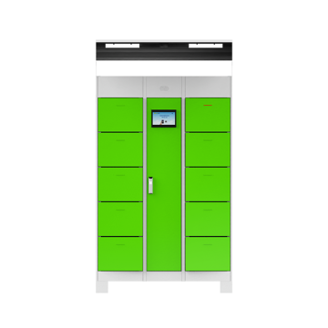 10 warehouse intelligent shared charging cabinet