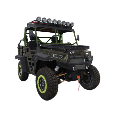 1000cc 4x4 automatic military utv cargo farm quad