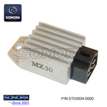 Big discounting for China Baotian Scooter Voltage Regulator Rectifier, Benzhou Scooter Voltage Regulator Rectifier Manufacturer Voltage Regulator Rectifier Gy6 50cc 4pin export to Portugal Supplier