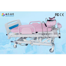 Discountable price for Gynecological Operating Bed Ultra low position gynecology surgical table supply to Algeria Importers
