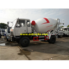 180hp 6000L Used Concrete Mixer Trucks