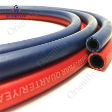 5mm colorful nitrogen low price twin line hose