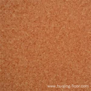 PUR treatment homogeneous pvc flooring sheet