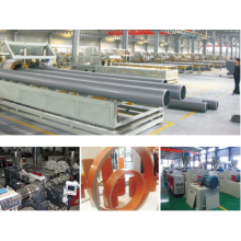PVC/UPVC/CPVC Plastic Pipe Extrusion Machine Production Line