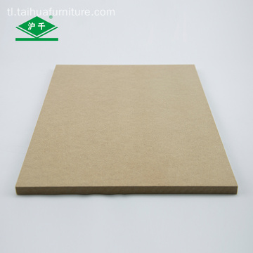 Raw Mdf Board 4'x8'x9mm E1