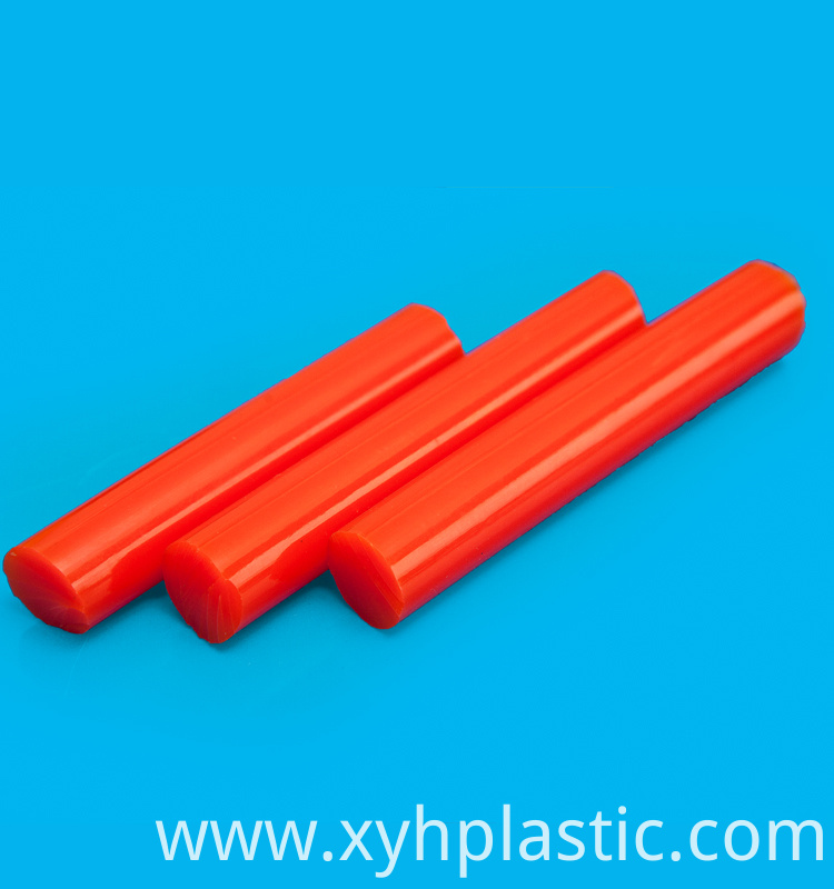 Solid PU Round Bar