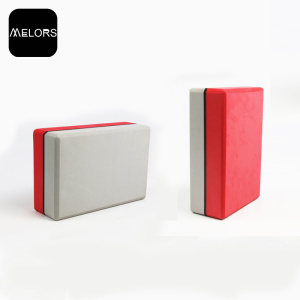 Goods high definition for Yoga Block Melors EVA Foam Exercise Yoga Fitness Block export to Portugal Factory