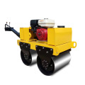 Tandem compaction equipment vibratory roller