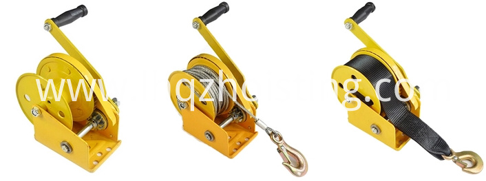 hand manual dfsdfewinch