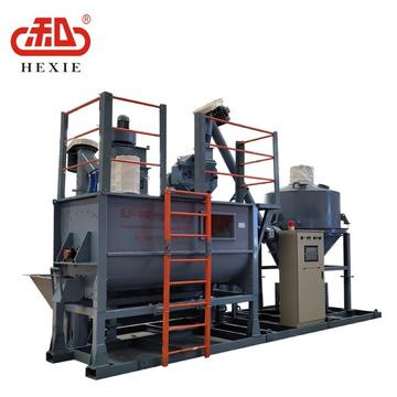 Three Tph Automatic Batching Production Line