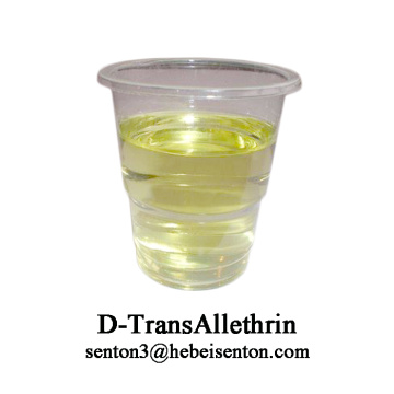 Used as Household Insecticide D-allethrin