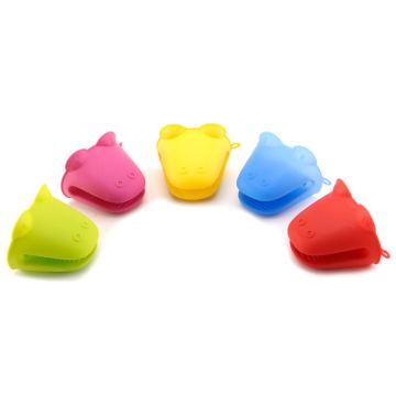 Multicolors Mini Silicone Glove