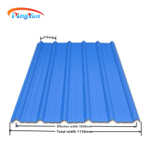 anti-corrosion upvc roof tile plastic roofing sheets