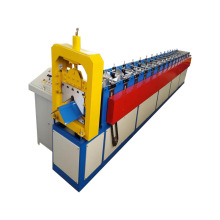 Metal Tile Roof Ridge Cap Roll Forming Machine