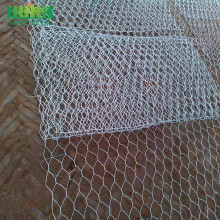 Factory Hot Dipped Galvanized Woven Gabion Box