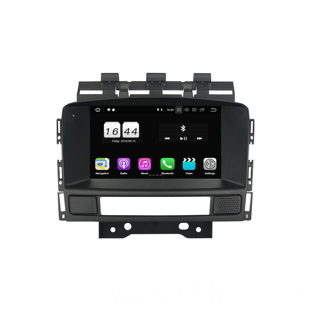 car multimedia for Opel Astra J 2011