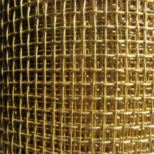 Good Wear-Resistance 8-350 mesh Yellow Copper Mesh