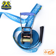 High Quality for Slackline Ratchet Customized Polyester Slackline Set Slack Line export to Lebanon Importers