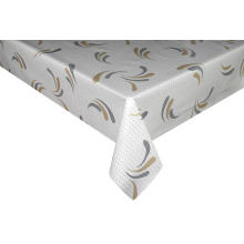 Elegant EbayTablecloth with Non woven backing