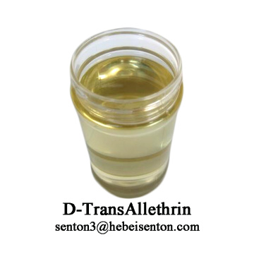 China New Product for Insect Spray, Organic Insecticide, Natural Insecticide Supplier in China Pest Control Chemical D-allethrin 95% TC export to United States Suppliers