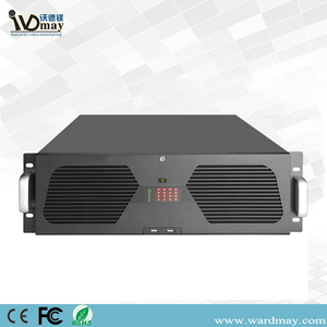 CCTV 3U 128chs 4K Network Security NVR