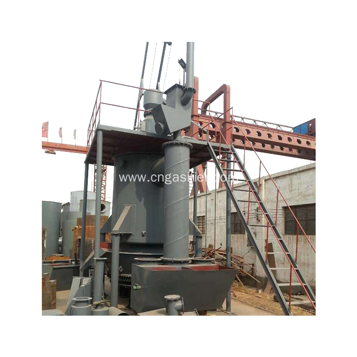 High Efficient Coal Gasifier Coal Gasification Process