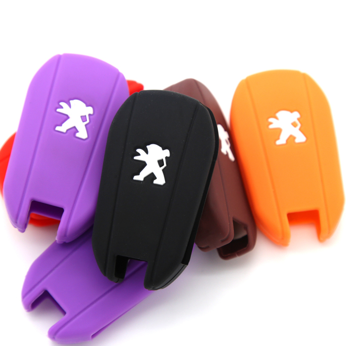 Peugeot protect Car Key Case