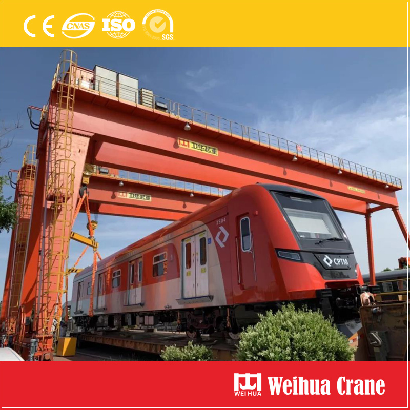 Train Handling Gantry Crane