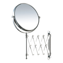 Classic double-sided bathroom wall mirror