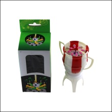 Top for Lotus Music Candles Hot Sale Non-Rotating Football Shape Candles export to American Samoa Suppliers