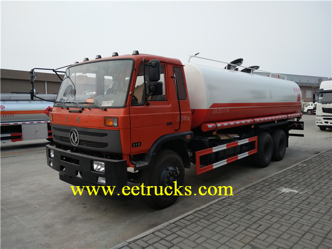 Washing Fluid Tank Trucks