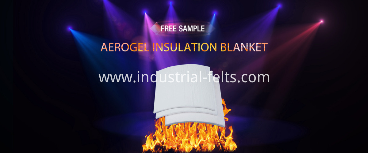 Pyrogel XTE Aerogel pipe insulation products Blanket