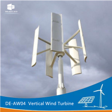 DELIGHT Vertical Wind Turbine Electric Generating Windmill