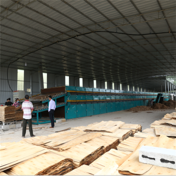 Face Wood Veneer Drying Machine Cost