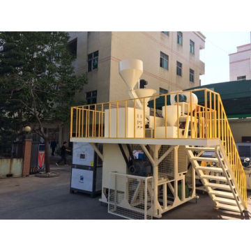 1000mm Three Layers Stretch Film Making Machine