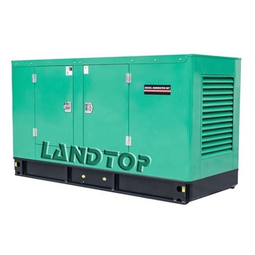 100KW Perkins Engine Diesel Generator with Canopy