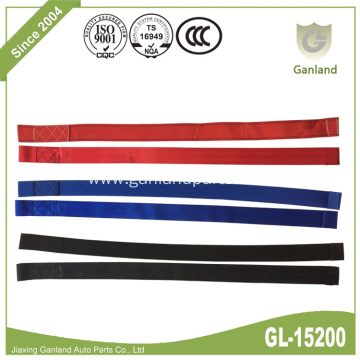 Customized Strap For Side Curtain Buckle Set