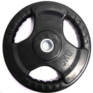 5KG Rubber Weight Plate
